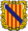 Crest ofBalearic Islands