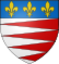 Crest ofCastres-