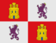 Flag ofCastile and León